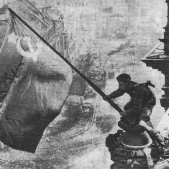 Битва  за Берлін та капітуляція Німеччини